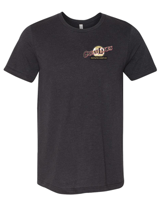 GL Logo T-Shirt - Charcoal